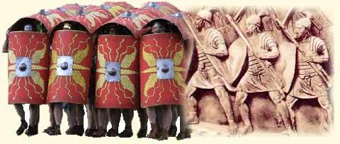 Antica roma militarismo antichi romani cibi for Ricette roma antica
